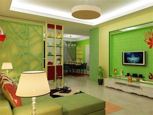 宅基房 裝修風格 正文    3,室內油漆調色竅門三   油漆在調色時顏色