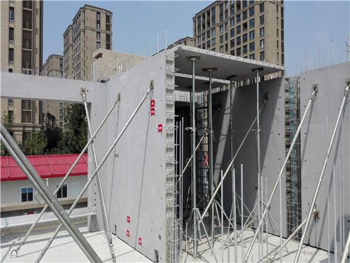 详谈钢结构装配式建筑施工中屋面与墙面系统的安装标准