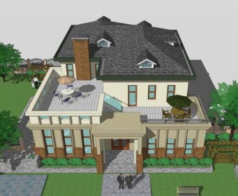 农村建房子屋顶做坡顶好还是平顶好,看完对比就能选择