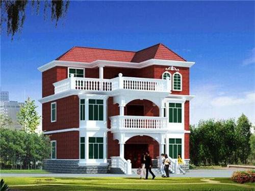 8米宽10米长别墅设计图