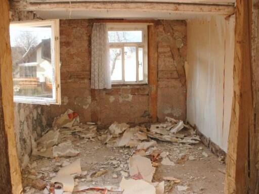 老房旧房改造步骤和流程?