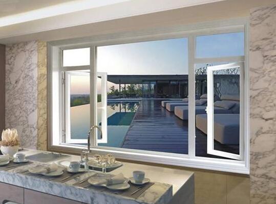 农村自建房铝合金窗户学会这么装,安全性大大提高