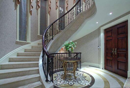 一手自建别墅宽度尺寸和别墅有规范,合理农村尺寸天津楼梯图片