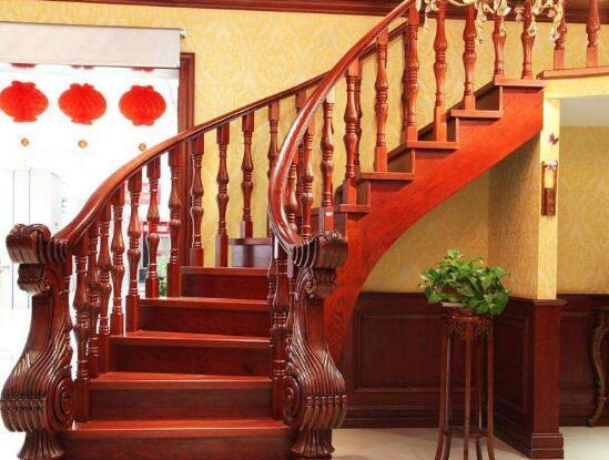 农村小佩墅做木质楼梯搀扶顺手何以,标价父亲条约好多,拥有哪些好的品牌呢
