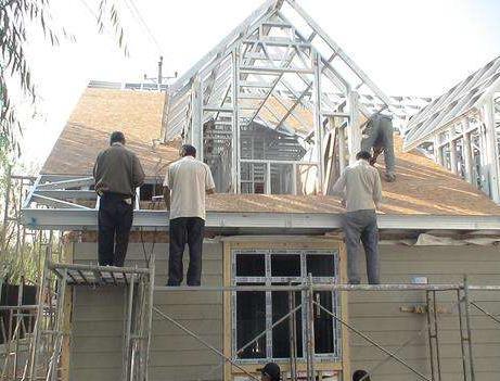 农村钢结构住宅