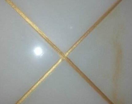 地板砖美缝剂两种施工方法发黑,远离发霉介绍网店培训开教程图片