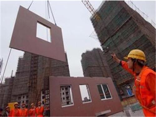 关于我国为何要大力推广装配式建筑,这里有最好的答案!