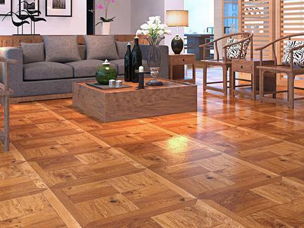 自建房安装实木地板应该如何保养、有何良方!