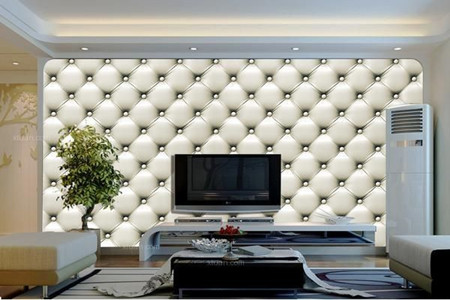 自建房电视背景墙材料有哪些?每种材料的特点是什么?